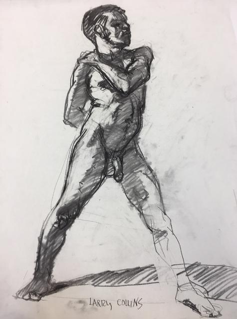 , 'Untitled, charcoal,' 2010-2018, AMP: Art Market Provincetown