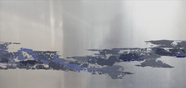 , 'Fluidity #5,' 2015, ARTI.NYC
