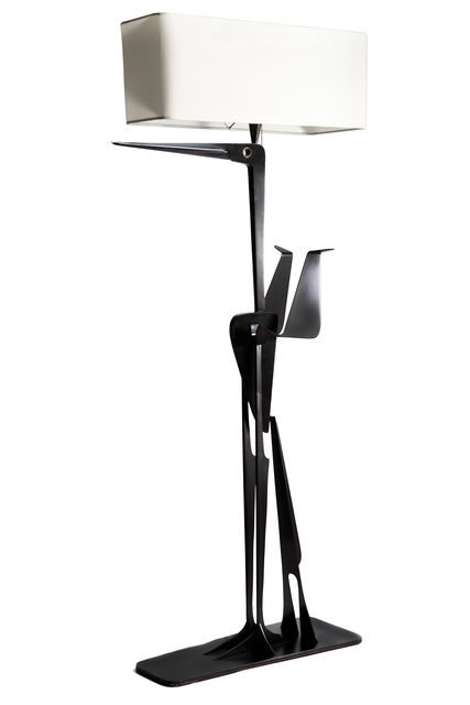 John-Paul Philippe, 'Bird Floor Lamp', 2012, Cristina Grajales Gallery