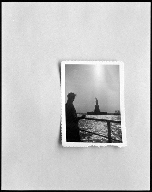 , 'New York Harbor II,' 2016, MOCA, Los Angeles