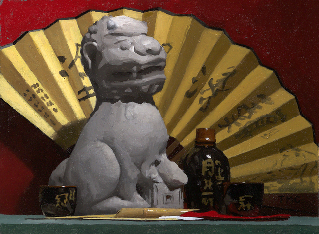 , 'Foo Dog,' 2018, Rehs Contemporary Galleries