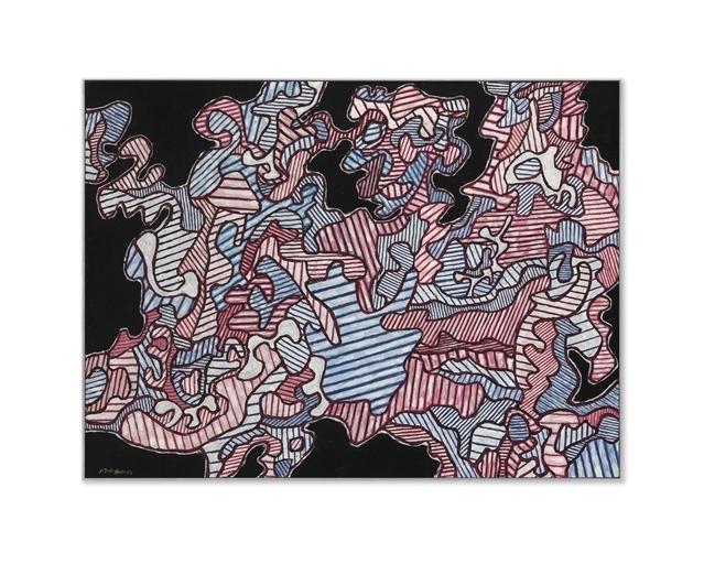 Jean Dubuffet, 'Impair et Amble', Christie's