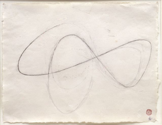 , 'Drawing for Opus Nine (D115),' 1950s, Annely Juda Fine Art