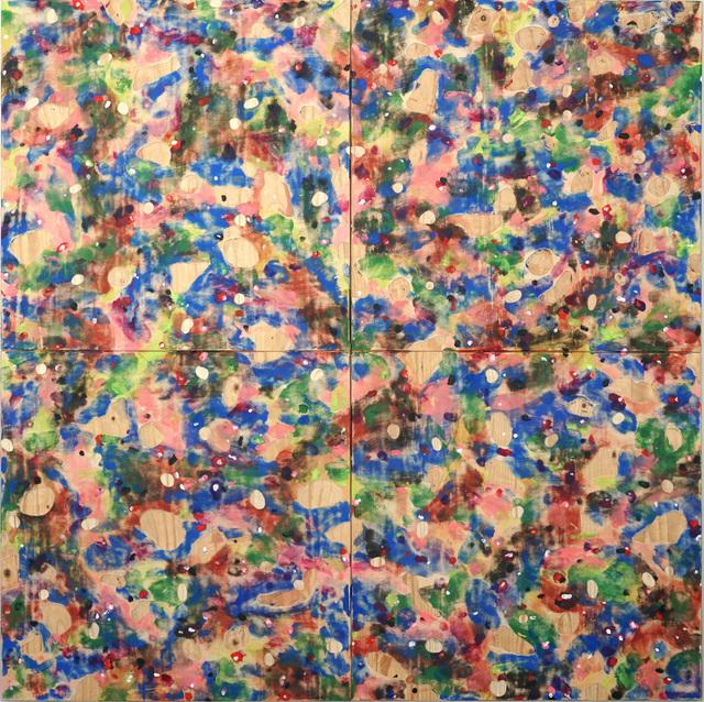 John Torreano, 'C's Dark Matters', 2017, Lesley Heller Gallery