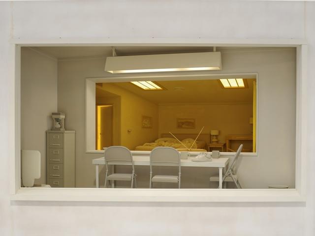 , 'experiment ,' 2015, Paul Kasmin Gallery