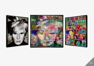 , 'Warhol's Life,' , Galerie Vivendi