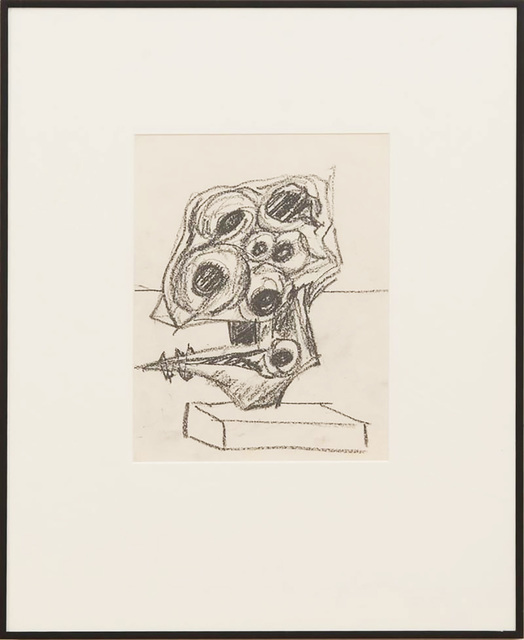 , 'Untitled Sculptural Study,' ca. 1958, Alpha 137 Gallery