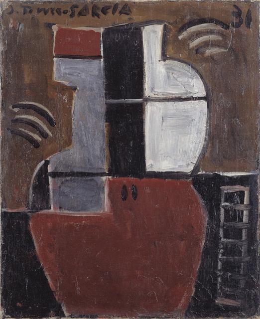, 'Barco constructivo,' 1931, Galerie Le Minotaure