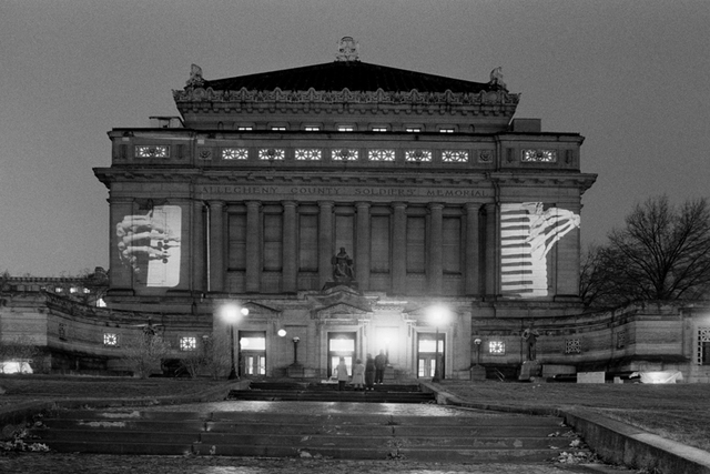 , 'Allegheny County Memorial Hall, Pittsburgh,' 1986-2010, Profile
