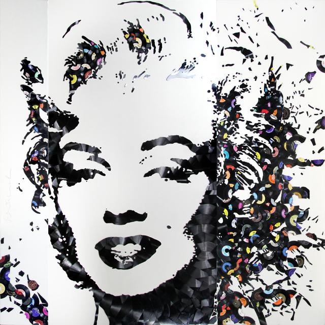 , 'Marilyn Monroe,' 2017, Contessa Gallery