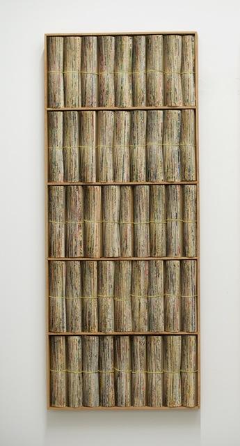 , 'Revistas [Magazines],' 2016, Galeria Luisa Strina