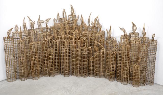 , 'Flames,' 2017, Tomio Koyama Gallery