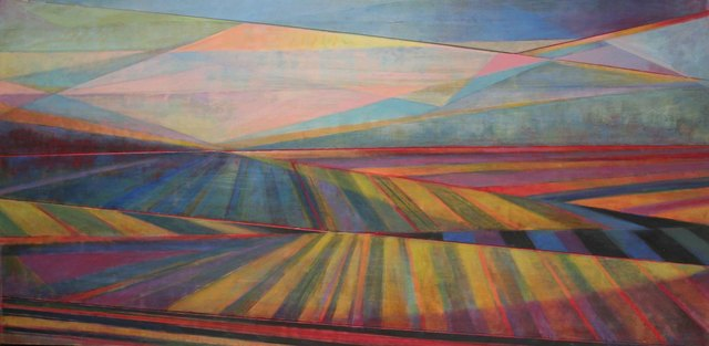 , 'Plow Furrows II,' , Haley Fine Art
