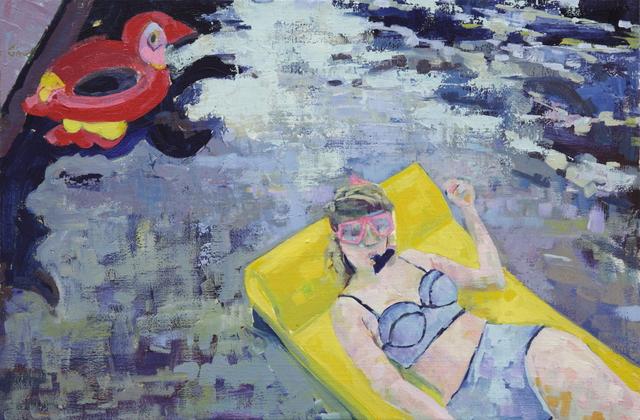 , 'I say Miami you say LA,'  , Hugo Galerie