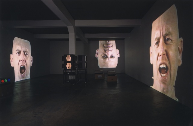 , 'Anthro/Socio (Rinde Facing Camera),' 1991, Fondation Cartier pour l'art contemporain