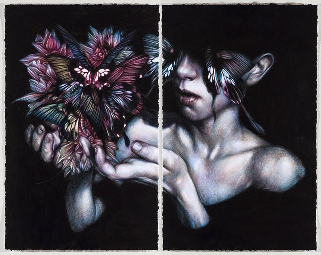 , 'Mono No Aware,' 2013, Jonathan LeVine Projects