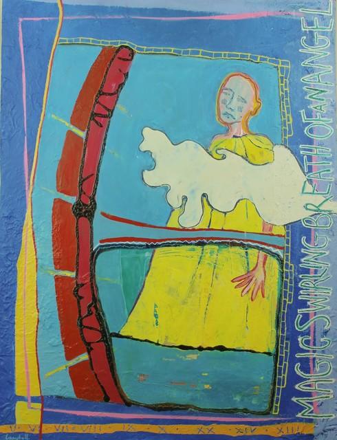 , 'Swirling Breath of an Angel,' , Castlegate House Gallery