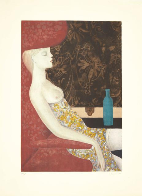Leonor Fini, 'La Nuit vaincue', 1967, Christie's