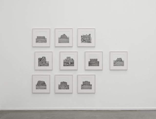 , 'Palmyra Necropolis,' 2010, Tristan Hoare