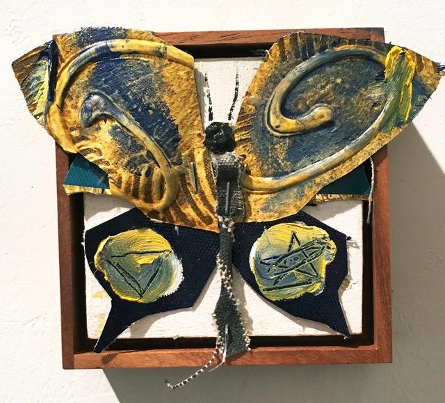 , 'Butterfly 7,' 2018, Lyons Wier Gallery