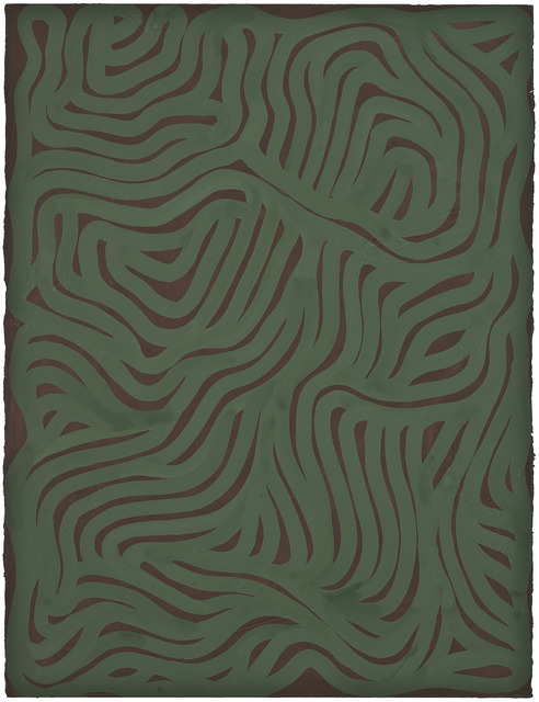 , 'Parallel curves,' 2000, Alfonso Artiaco