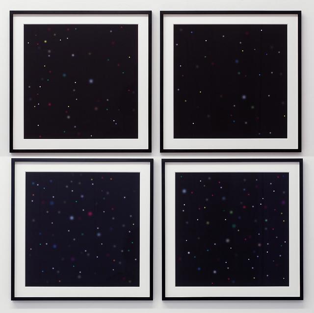 , 'Night Sky Prints: Sirius4,' 2008, Simon Lee Gallery