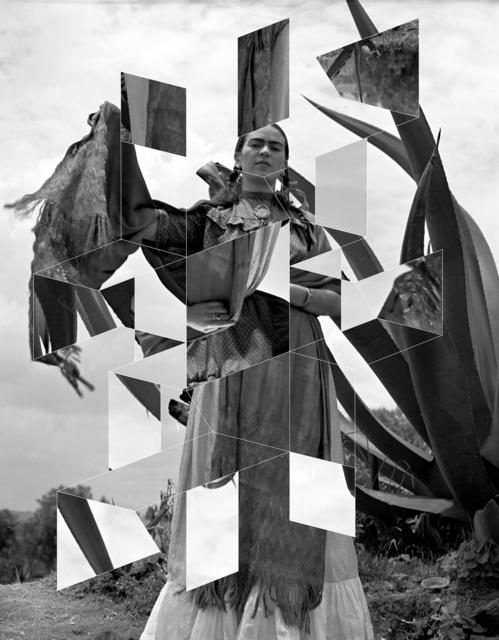 , 'Constellations (Frida Kahlo),' 2018, Hales Gallery