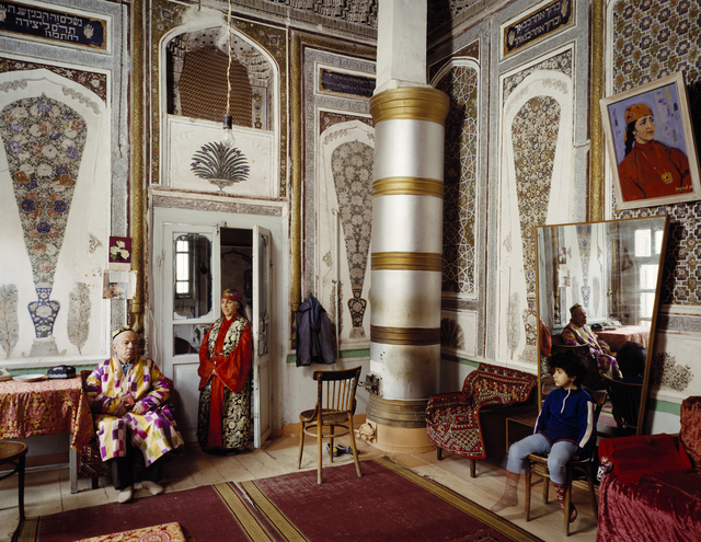 , 'Rubinov House Synagogue, Bukhara, Uzebkistan,' 1995, Vision Neil Folberg Gallery