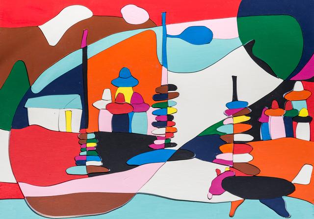 , 'Balloonexcuse,' 2014, Ruttkowski;68