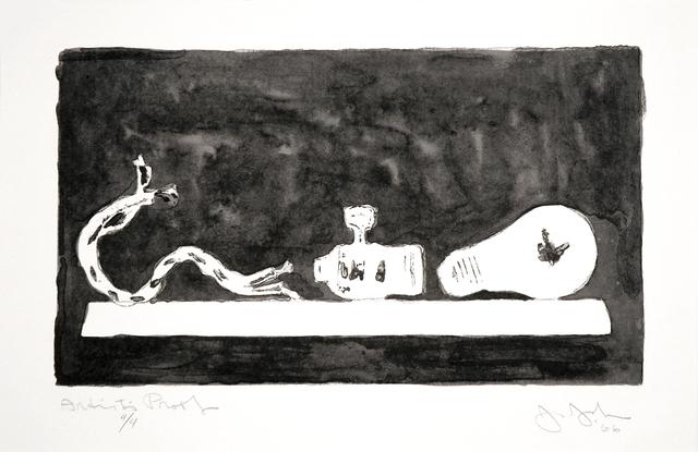 Jasper Johns, 'Lightbulb', 1966, Brooke Alexander, Inc.