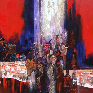 , 'Spirit of Cow Ford (Spirits of the Journey Series),' , Zenith Gallery