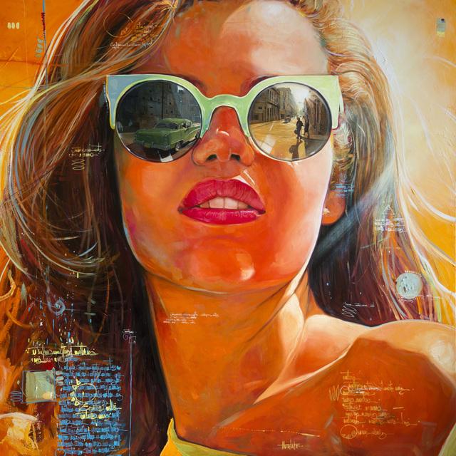 , 'Esperando La Luz,' , Sirona Fine Art