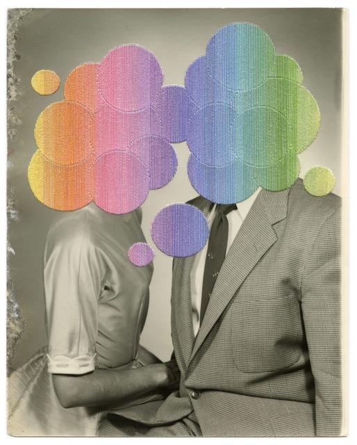 , 'Squabble,' 2018, Flowers