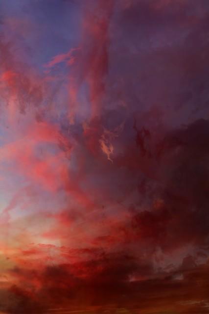 , 'Red (1, Diptych),' 2018, Winston Wächter Fine Art