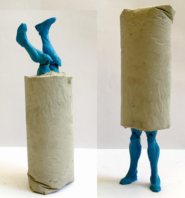, 'Invertido,' 2018, Isabel Croxatto Galería