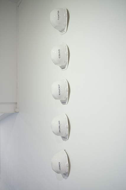 , 'The Monuments,' 2008, ADN Galeria (Barcelona)