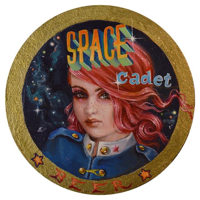 , 'Space Cadet Beer,' 2018, Gallery 30 South