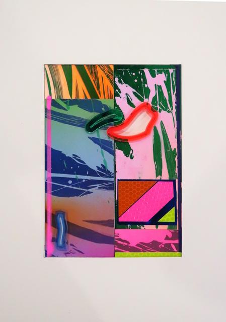 , 'Police Papers 17,' 2018, Annka Kultys Gallery