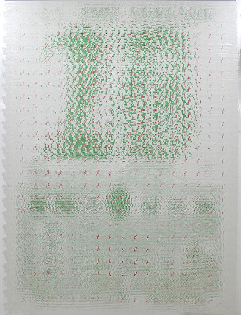 , 'Almanaque chino,' 2017, Cecilia Caballero