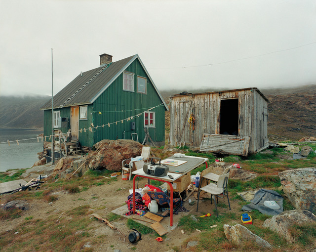 """, '705 Nuussuaq, 07/2006 74° 06'45"""" N, 57° 03'32"""" W,' 2006, Huxley-Parlour"""