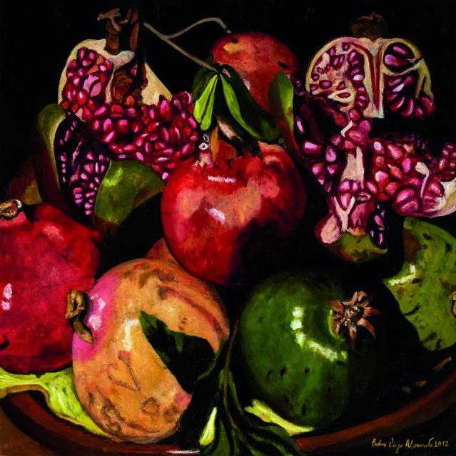 , 'Granadas,' 2012, Ruiz-Healy Art