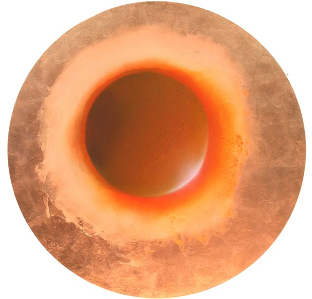 , 'Darkened Moon,' 2015, Carrie Able Gallery