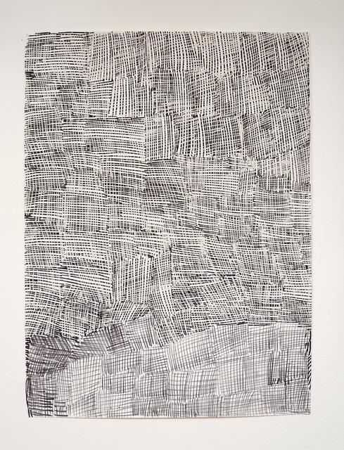 Nyapanyapa Yunupingu, 'Djorra (paper) 5', 2014, Roslyn Oxley9 Gallery