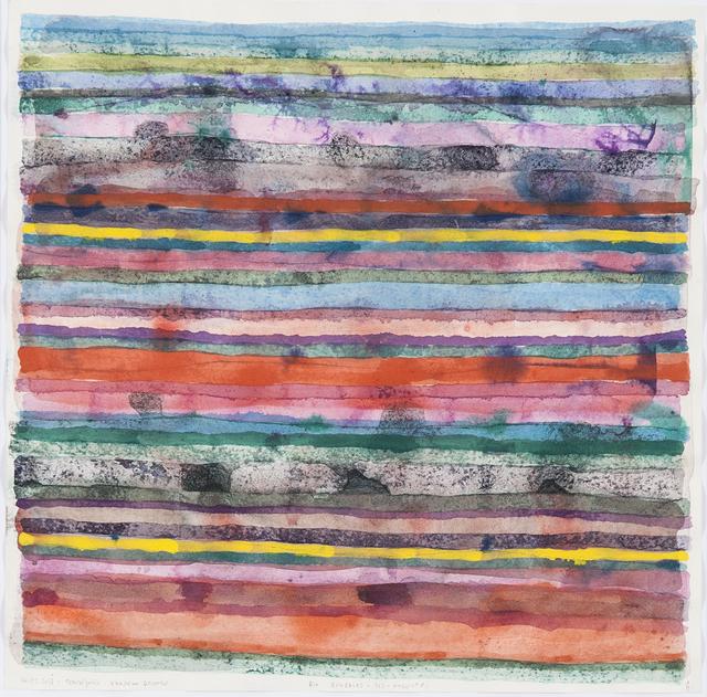 , 'Rio Bengalas - Foz Nascente / Rio Bengalas - Rising river mouth,' 2013, Simões de Assis Galeria de Arte