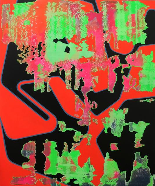 , 'untitled,' 2017, Galerie Kleindienst