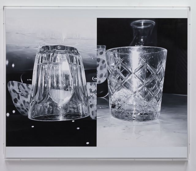 , 'Double Glass,' 2018, Sean Kelly Gallery