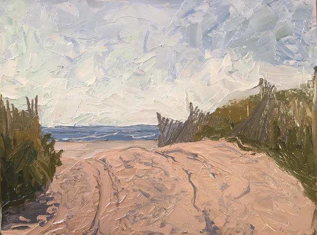 , 'Sagg Main Dunes,' 2016, Grenning Gallery