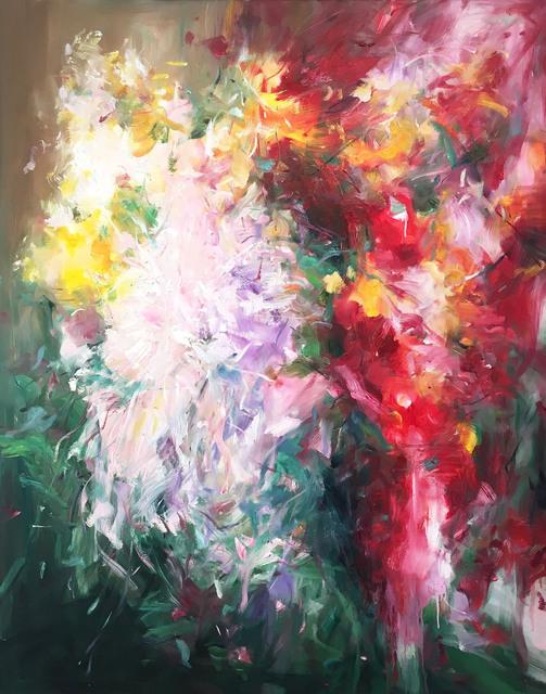 Yangyang Pan, 'Flowering Plants', 2018, Madelyn Jordon Fine Art