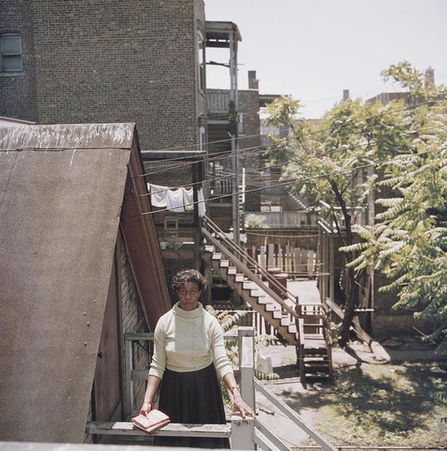 Slim Aarons, 'Gwendolyn Brooks, Chicago Poet', 1960, Undercurrent Projects
