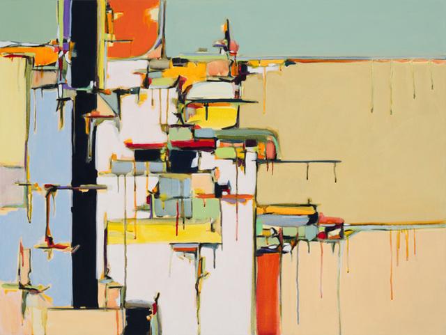 , 'Water, Bridge, Land III,' , Chicago Art Source